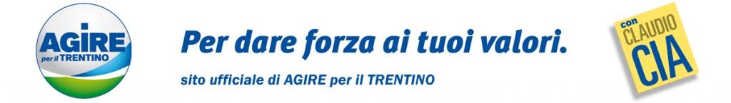 Agire per il Trentino